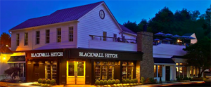 Blackwall Hitch giving away a Valentine's Day dinner for two