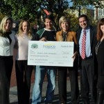 Annapolis Irish Festival donates $10K to Hospice of the Chesapeake