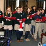 St. Andrew's Day School sings with joy for the holidays
