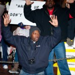 Annapolis protest march goes off with only a slight hitch