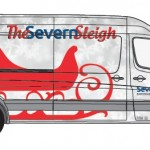 Catch the Severn Sleigh this week at your local Severn Savings Bank
