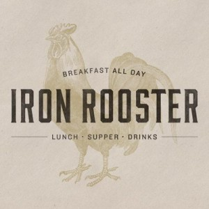 Free coffee Monday at Iron Rooster
