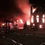 4-Alarm fire destroys Annapolis waterfront mansion