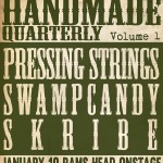 Handmade Quarterly presented by WRNR launches at Rams Head