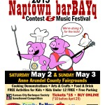 Save the date for the 4th Annual Naptown barBAYq
