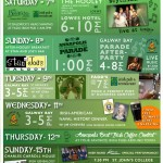 Galway Bay plans several events in conjunction with Irish Week