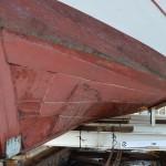 NPS surveys log bottom bugeye, Edna E. Lockwood