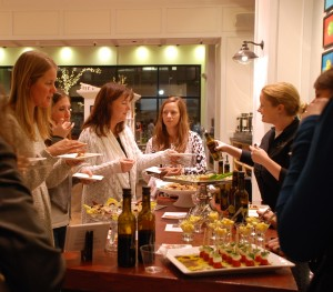 Cleos sip and savor severna park moms club