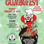 Gumbofest scheduled for February 15th