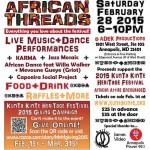 Fundraiser for Kunta Kinte Heritage Festival