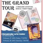 Rockbridge Academy presents variety show at Chesapeake Arts Center