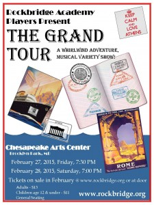Variety Show Poster Art 2015 for print