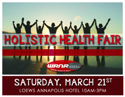 WRNR's Free Holistic Health Fair on Saturday