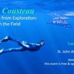 Celine Cousteau to speak at Severn School