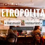 Ballyhoo! to play Metropolitan Kitchen & Lounge in Annapolis