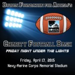"A ""who's who"" in Maryland to play charity football game in April"