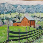 """Arts Council hosts """"Red, Winter, Pink, Spring and All the Colors in Between"""" exhibit"""