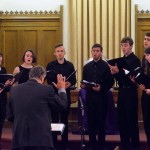 St. Mary's College vocal ensemble to perform free concert