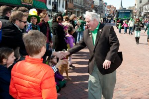 St. Patrick's is upon us–parade, Hooley and Shillelagh Shuffle