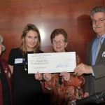 Rotary grants Chrysalis House funds for new commercial kitchen appliances