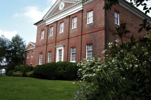 Full moon tour at the Hammond-Harwood House