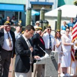 Hundreds pour into Annapolis streets to honor those who sacrificed