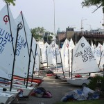 AYC holds Opti boot camp