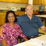 Elizabeth and Paul Hankle