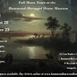 Full Moon Tours at the Hammond-Harwood House
