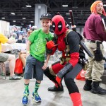 AwesomeCON brought out some colorful characters