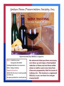 2015 Wine Tasting Flyer v.2