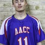 DAREK DAVIS, National Junior College Athletic Association Academic Student-Athlete Exemplary Academic Achievement Award