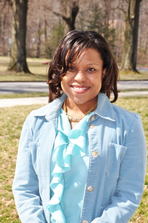 ALYCIA MARSHALL, Ph.D.