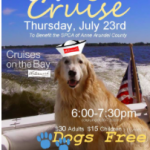 Dog Days of Summer Cruise on the Harbor Queen to benefit the AASPCA