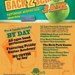 The Greene Turtle is throwing a back-to-school jam for all