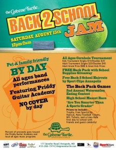 BACK 2 SCHOOL JAM 2015 NIGHT SIDE