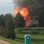 Home destroyed and 4 displaced after Deale house fire