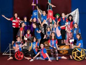 Circus School 2015