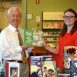 Small Press Expo donates graphic novels worth $6000 to AACPL