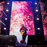 Ed Sheeran doesn't disappoint in first of two DC shows