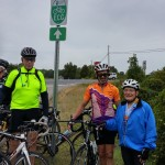 Anne Arundel County & BikeAAA announce bicycle trail infrastructure improvement