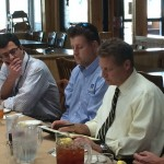 Schuh leads way to the oyster roundtable