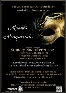 Moonlit Masquerade 5x7 2015