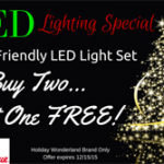 Holiday Wonderland Lights - EZ AD