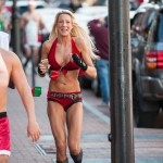 PHOTOS: Santa Speedo Run 2015