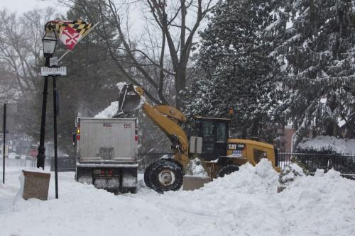 Annapolis Snow January 2016-16
