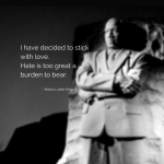 Anger & Your Health: MLK's Inspiration