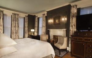 Calvert House Historic King Guest Room