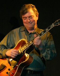 Jazz guitarist Jack Wilkins