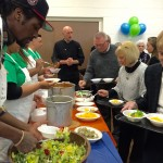 More than 300 support Hertitage Baptist's SOUPer Bowl